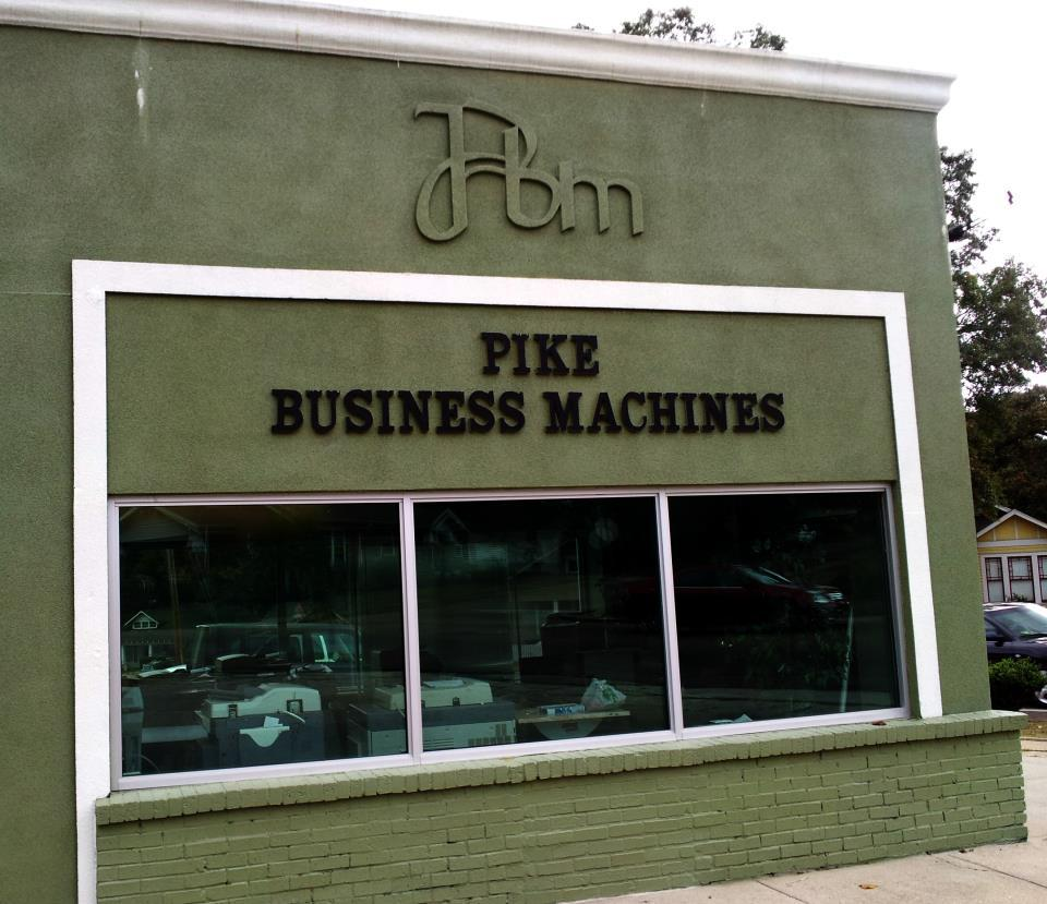 Pike Business Machines